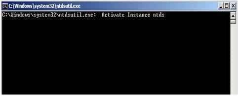 Active Directory Snapshots Windows 2008 2