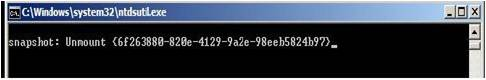 Active Directory Snapshots Windows 2008 25